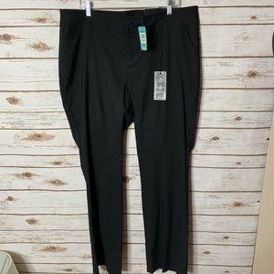 Torrid Black Jetsetter Pants size 18R - NWT